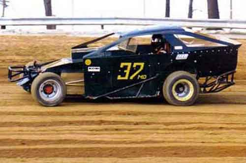 Jeremiah Shingledecker's 1st car