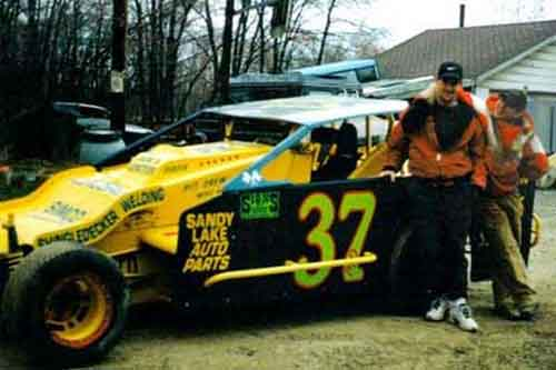 Jeremiah Shingledecker's 2nd car