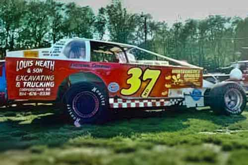 Jeremiah Shingledecker's 1st Big Block Modified 2000