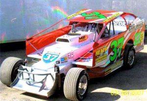 Jeremiah's 2007 car.