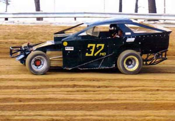 Jeremiah Shingledecker 1st car 1996