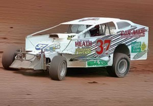 This was Jeremiah's car for 2006.