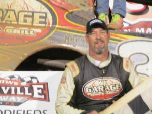 Jeremiah Shingledecker Wins 50th Career Race