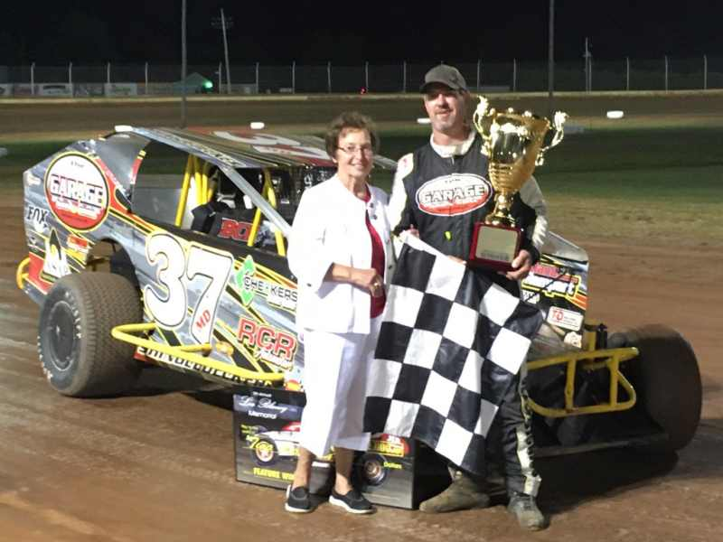 Lou Blaney Memorial winner Jeremiah Shingledecker