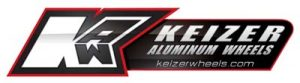 This is the image of the logo for our sponsor, Keizer Aluminum Wheels.