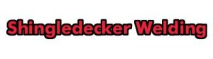 This image is the logo for Shingledecker Welding.